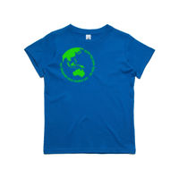 We Only Want the Earth (Kids T-shirt) Thumbnail